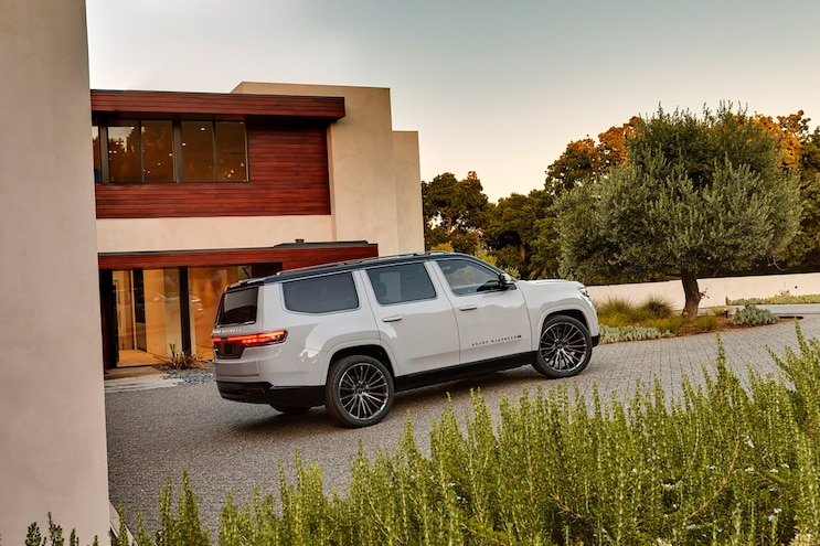 019 Jeep Grand Wagoneer Concept