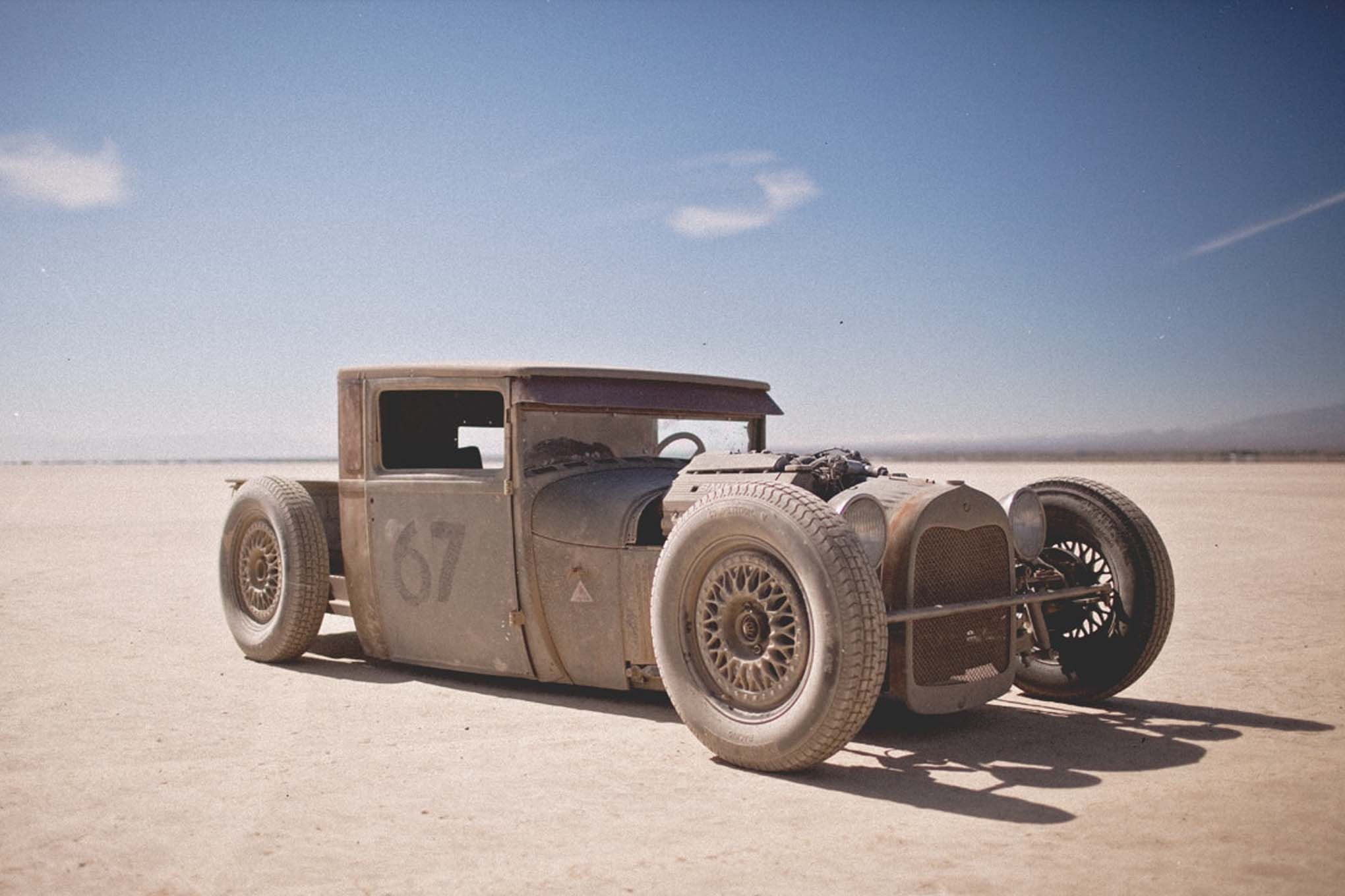 Top 10 Diesel And Gas Rat Rods