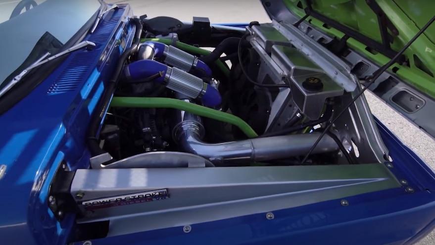 1968 Ford F 100 Race Truck With Six Liter Power Stroke Diesel 10