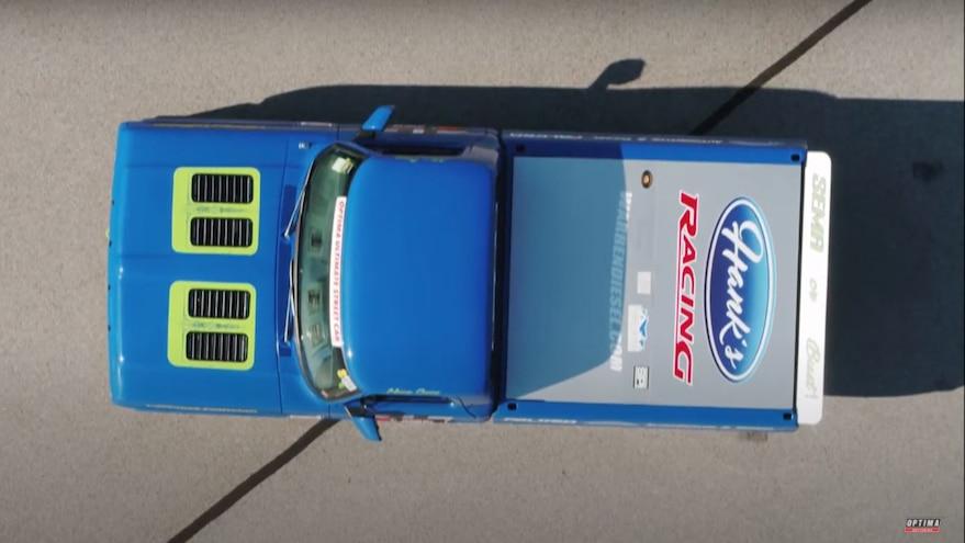 1968 Ford F 100 Race Truck With Six Liter Power Stroke Diesel 7