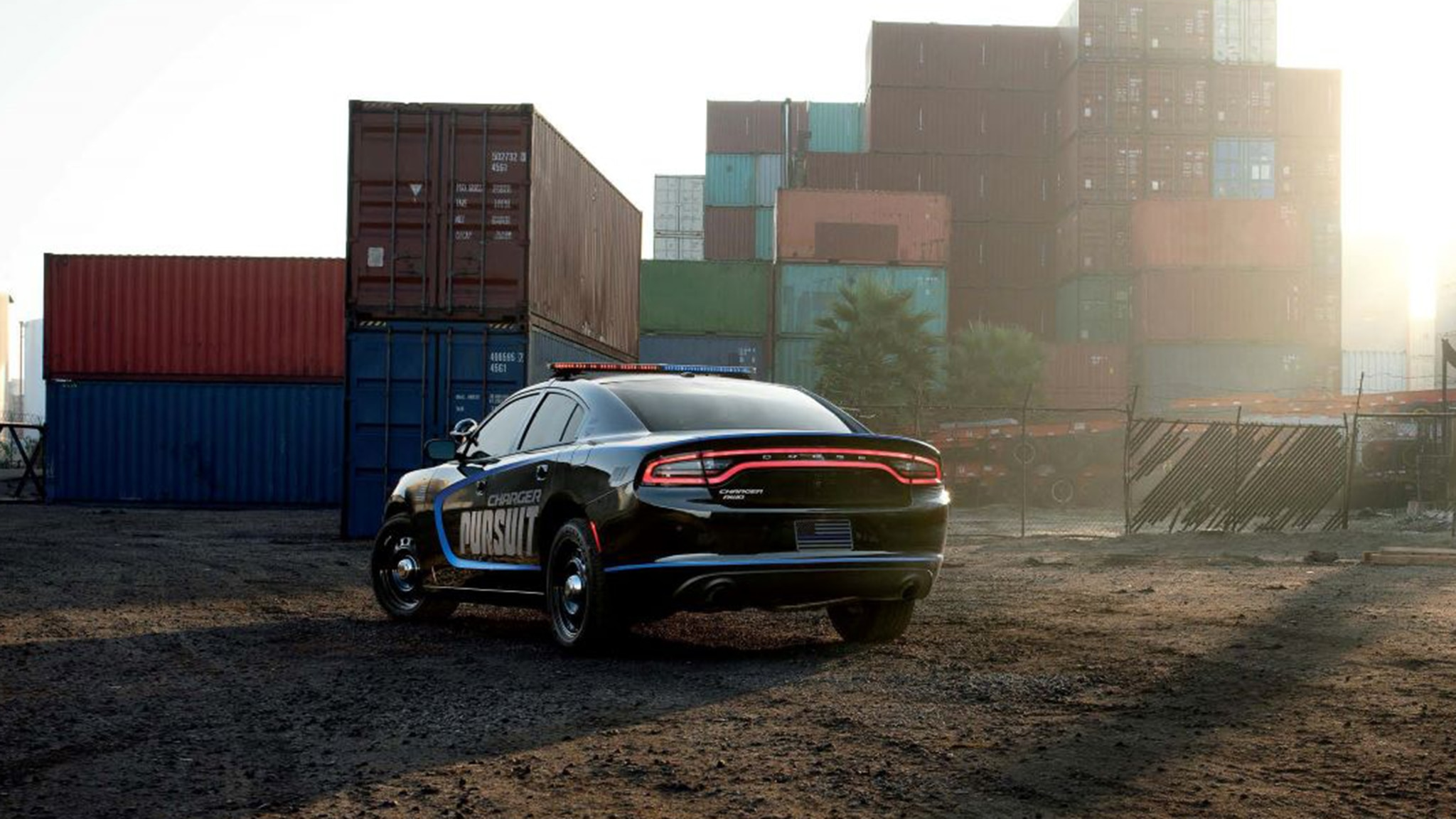 2021 Dodge Charger And Durango Pursuit Cop Cars Are Ready To Patrol