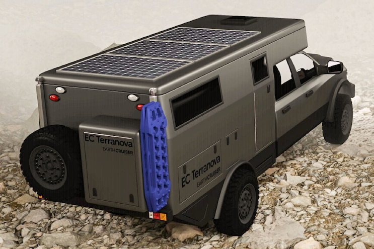 Earthcruiser Overland Earthroamer Ram Chevy Ford Rv 4x4 Offroad Expedition Camping Glamping Fourwheeler Jeep 02