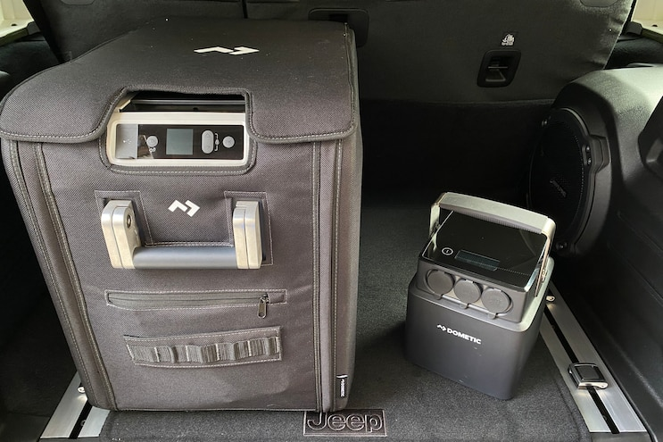Overlanding Gear: Dometic CFX3 45 Fridge and PLB40 Portable Battery Review