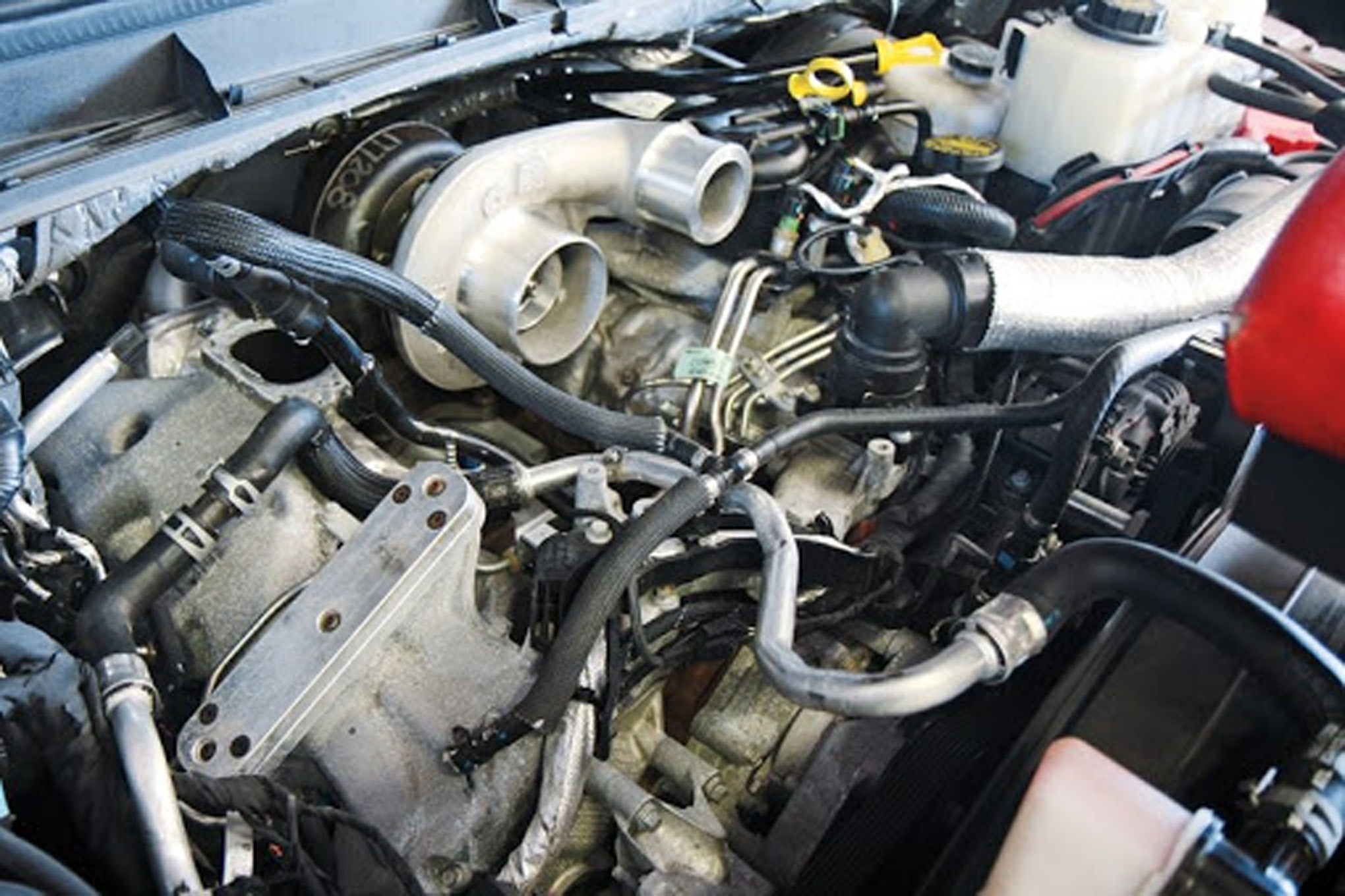 6 7l Ford Power Stroke Engine Common Problems
