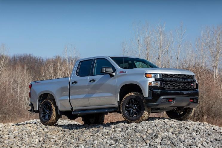 002 2021 Trucks V 6 Engines 2021 Chevrolet Silverado Trailboss