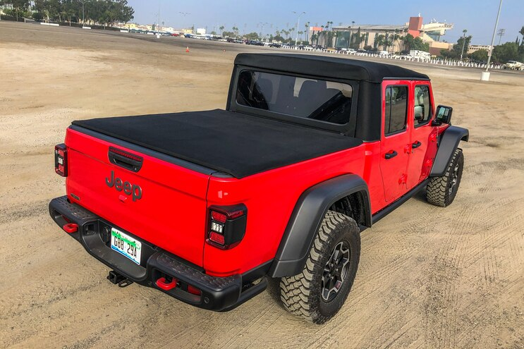 003 2021 Jeep Gladiator Rubicon Ecodiesel
