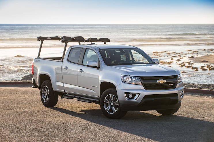005 2021 Trucks 4 Cylinder Engines 2015 Chevrolet Colorado