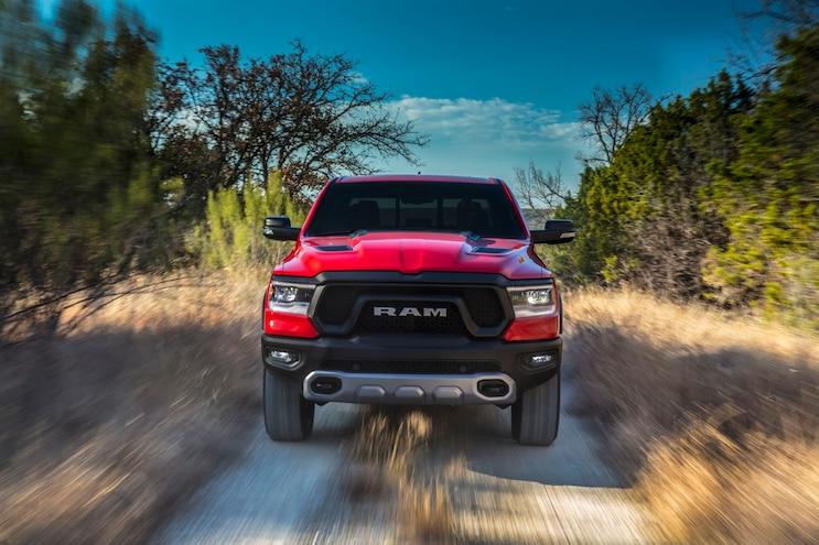 005 2021 Trucks V 6 Engines 2021 Ram 1500 Rebel