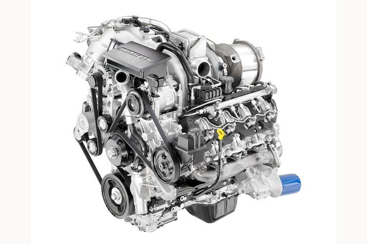 005 2021 Trucks With V 8 Engines 2021 Duramax Diesel Engine