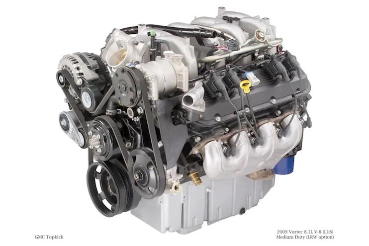 Scrounger's Guide: Vortec 8.1L V8s
