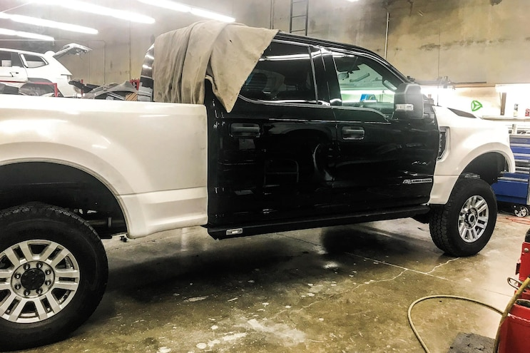 2017 Ford F 250 Lge Cts Super Duty Build Part Two 028
