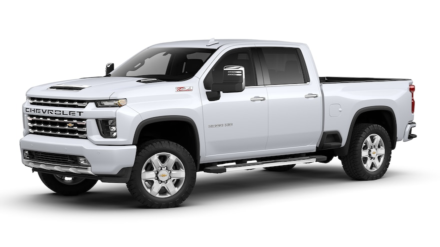 2021 Chevrolet SilveradoHD Z71 Chrome Sport Edition 026