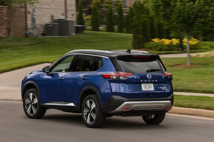 2021 Nissan Rogue First Drive 07