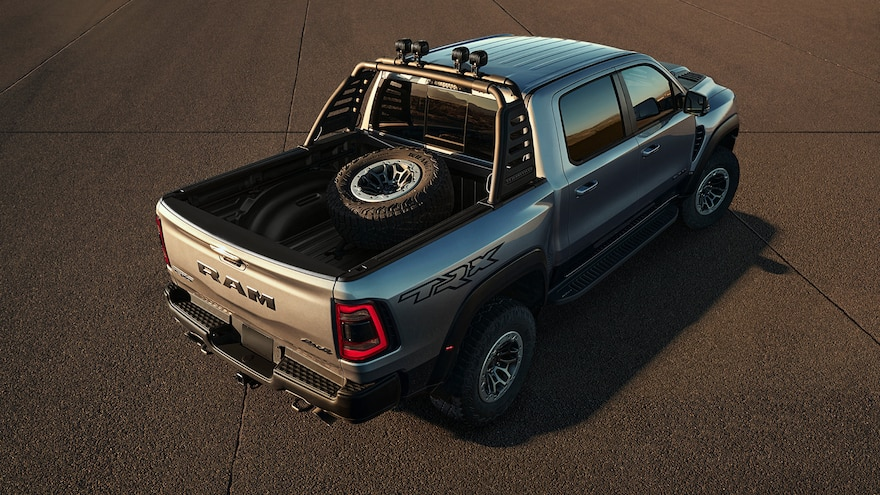 Our Favorite Mopar Add-Ons for the 2021 Ram TRX