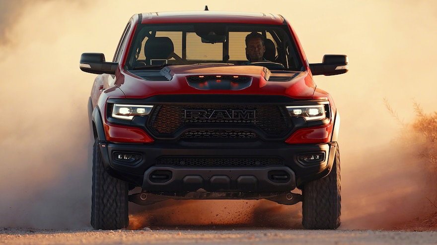 Behind the TRX and Bronco's Bilsteins: Episode 142 of The Truck Show Podcast