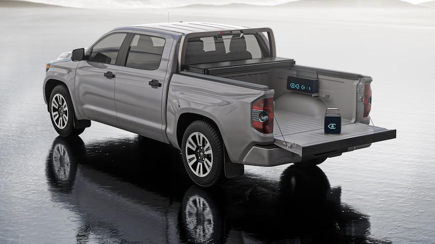 Worksport Terravis Solar Tonneau Cover Trucks 7