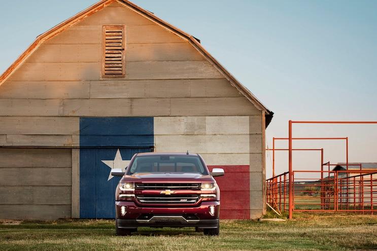 Texas Edition Trucks