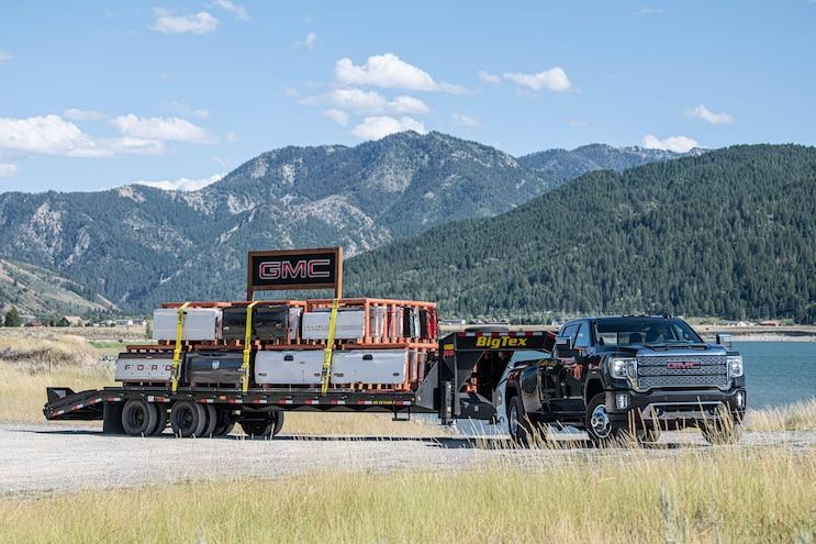2021 Trucks With Diesel Engines