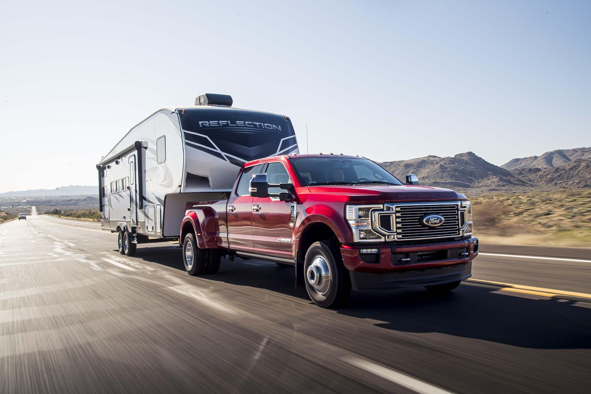 The Best 1 Ton Pickup Trucks