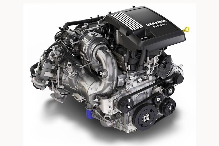 004 2020 Chevrolet Silverado Diesel