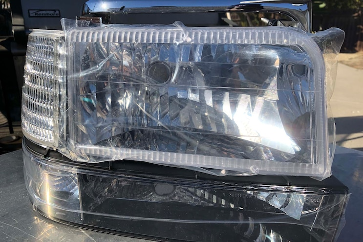 005 CP Addict Clear Len Lights