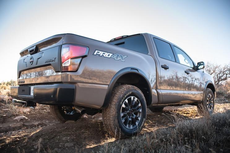 005 Trucks With The Worst Fuel Economy 2021 Nissan Titan