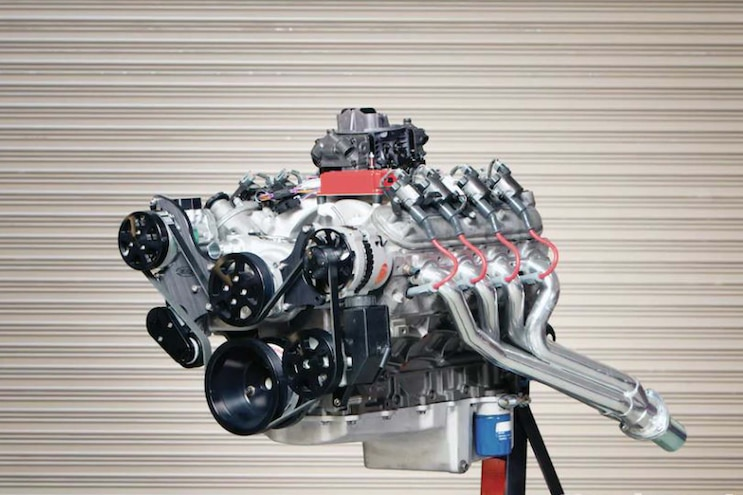 Is This the Easiest Way to Get 415 Horsepower for Your Classic Truck Build?