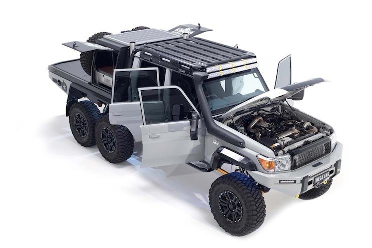016 10 Off Road Trucks Of Sema360