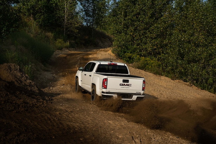 02 2021 GMC Canyon AT4 Off Road Performance Edition