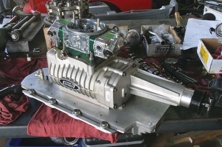 02 Junkyard 5 3 Ls Engine Out Of Truck To Make 625 Horsepower Magnuson Supercharger