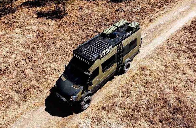 021 10 Off Road Trucks Of Sema360