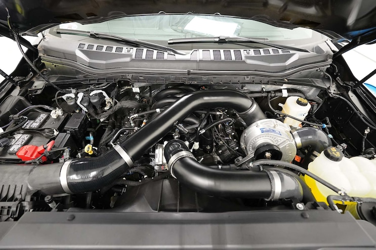 023 Procharger 524 Hp Supercharger