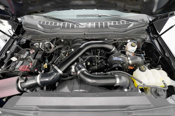 027 Procharger 524 Hp Supercharger