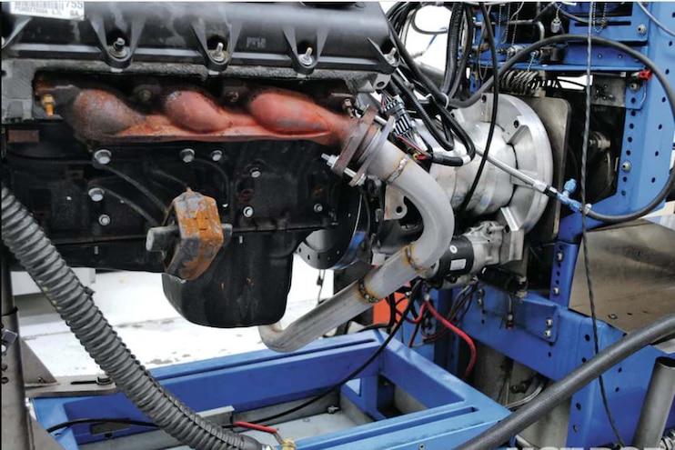 03 627hp Junkyard Turbo Hemi