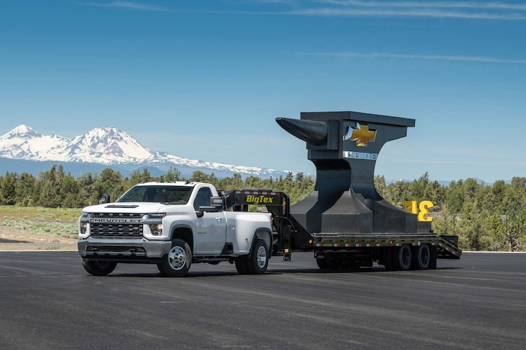 03 Pickup Trucks That Tow The Most