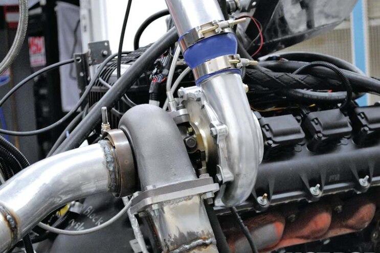 04 627hp Junkyard Turbo Hemi