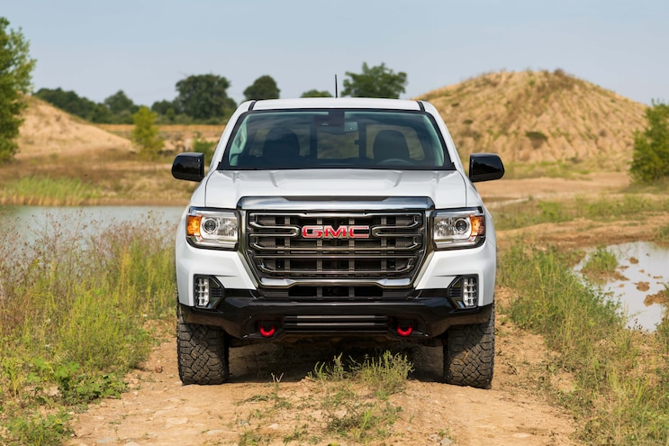 05 2021 GMC Canyon AT4 Off Road Performance Edition