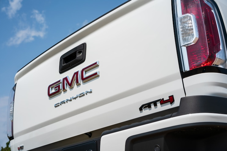 06 2021 GMC Canyon AT4 Off Road Performance Edition