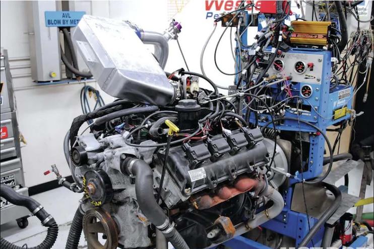 07 627hp Junkyard Turbo Hemi