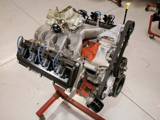 08 Carbureted 5.7L Hemi Engine