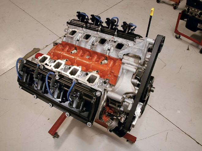 15 Carbureted 5.7L Hemi Engine