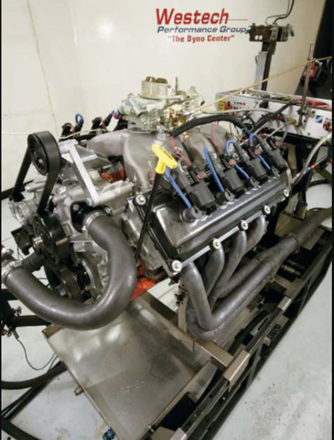 18 Carbureted 5.7L Hemi Engine