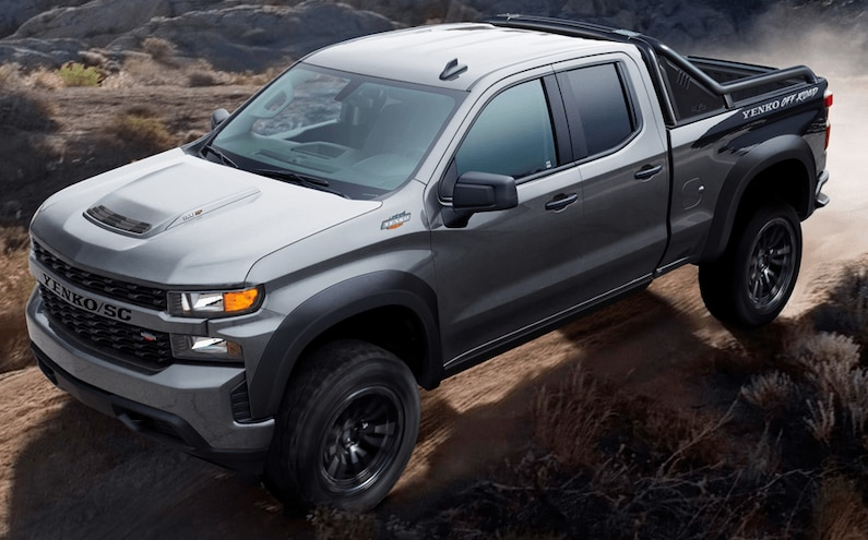 2021 800HP Supercharged Yenko Silverado Off Road 4