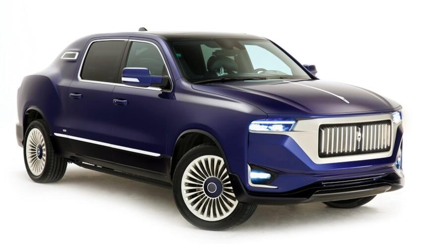 "Holy WTF: Aznom Palladium ""Hyperlimousine"" Is a Ram 1500 Pickup…Luxury Sedan?!"