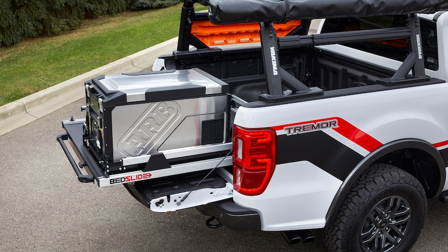 Ford Ranger XLT Tremor SuperCrew 1