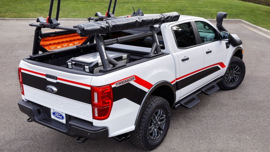 Ford Ranger XLT Tremor SuperCrew 2