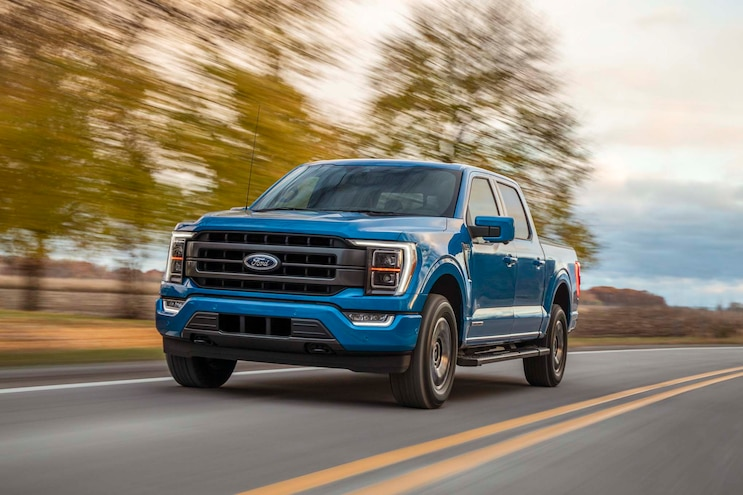 Is the 2021 PowerBoost Hybrid the Best F-150 Ever?