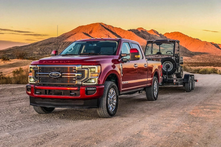 Off-Roading and Towing With Our $90,000 Ford Super Duty