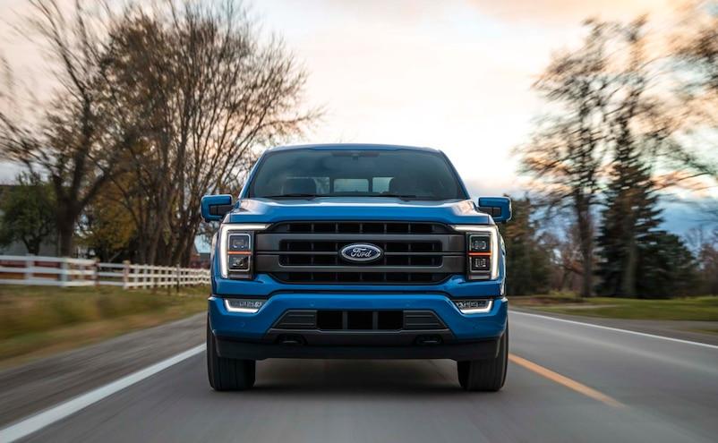 002 2021 Ford F150 Powerboost Hybrid