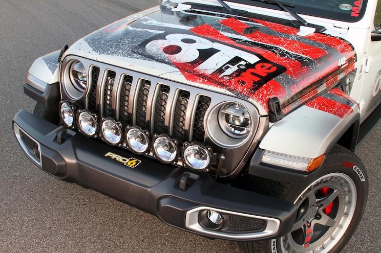 003 Custom 2020 Jeep Gladiator